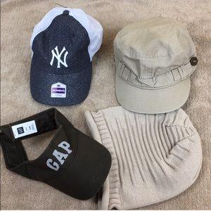 59e37f6836d MLB Accessories - New York Yankees MLB Laner Women s Adjustable Hat